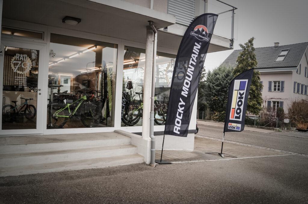 Rad79 Bike Shop in Muri